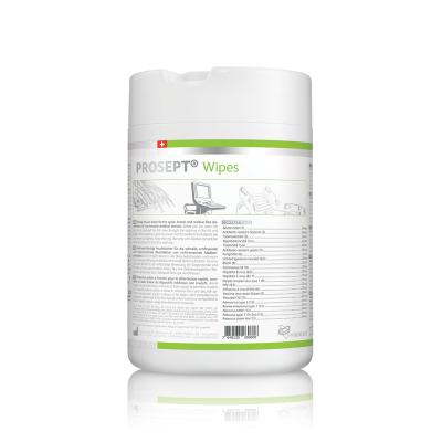 PROSEPT® Luxury Wipes są przeznaczone do szybkiej i łatwej dezynfekcji oraz czyszczenia powierzchni urządzeń medycznych